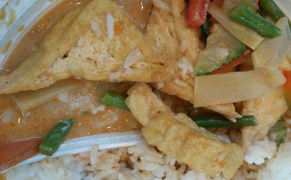 Tofu vom Asiaten - (kochen, asiatisch, tofu)