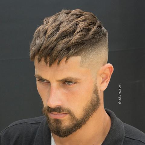 rote haare männer frisur