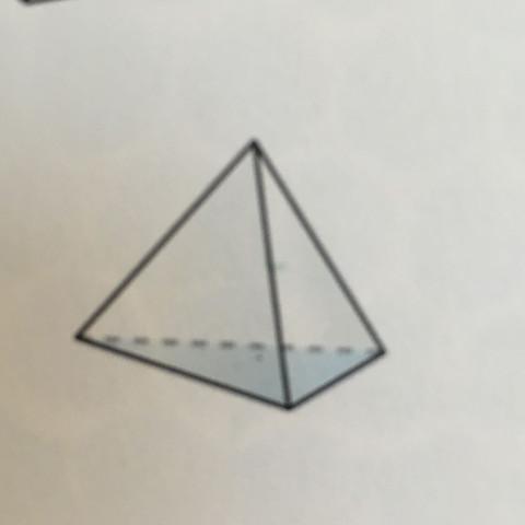 Das ist das Dach eines Kirchturms - (Arbeit, Mathe, Formel)