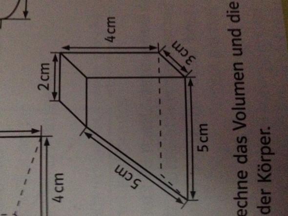 Das ist das Prisma - (Geometrie, trapezprisma)