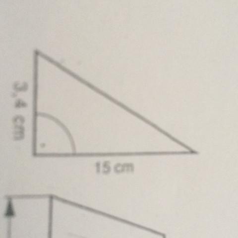Bei dieser Aufgabe  - (Mathe, Dreieck, berechnen)