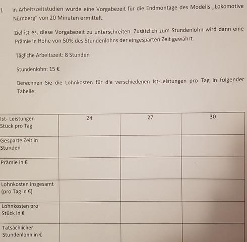 Wie berechne ich die folgende Aufgabe?