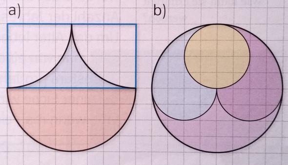 wie berechne ich diese formen schule mathe figur. Black Bedroom Furniture Sets. Home Design Ideas