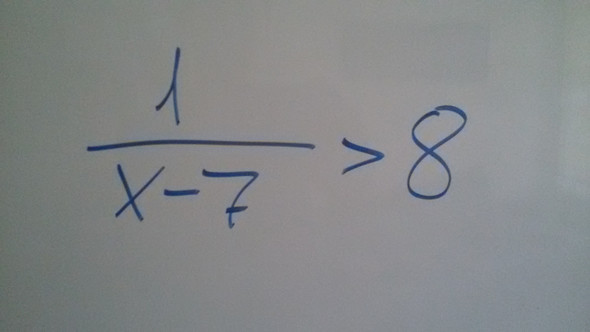 Ungleichung - (Mathe, Mathematik, Gleichungen)