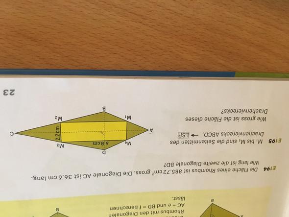 E195 - (Schule, Ausbildung, Mathe)