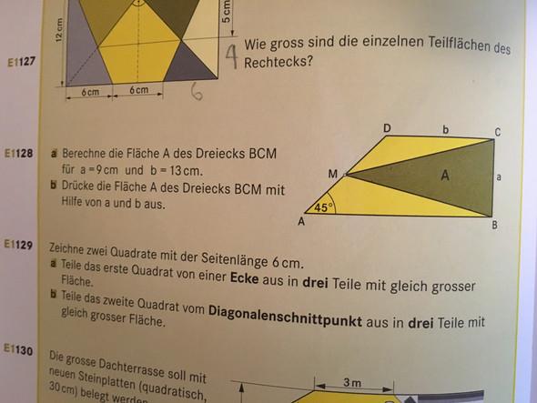 E1128 - (Schule, Ausbildung, Mathe)