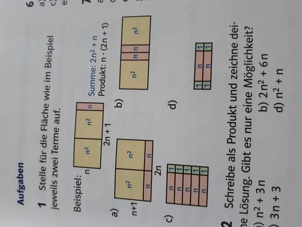 - (Mathe, Mathematik, Flächen)