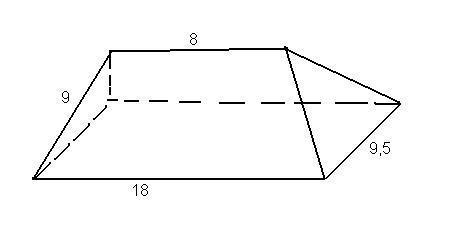 Dach   (Mathe, Mathematik, Geometrie)