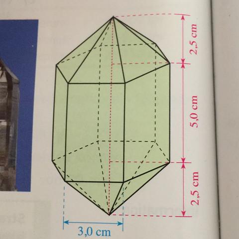 Bild von der Aufgabe  - (Volumen, berechnen)