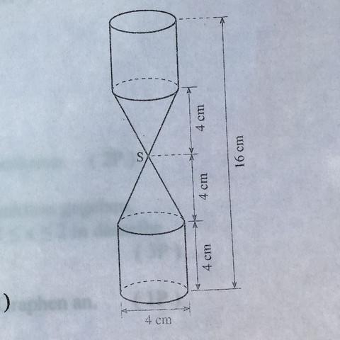 Wie berechnet man diese Aufgabe zur Körperberechnung?