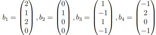 Wie berechnet man eine ONB?