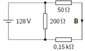Wie berechnet man hier die Stromstärke?