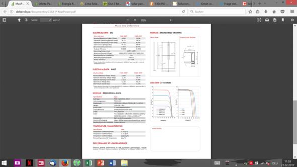 angaben panel - (Mathematik, Physik, Elektronik)