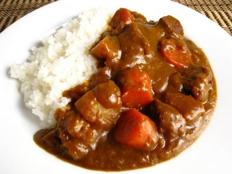 wie bereitet man ein typisch japanisches curry zu kochen asien. Black Bedroom Furniture Sets. Home Design Ideas