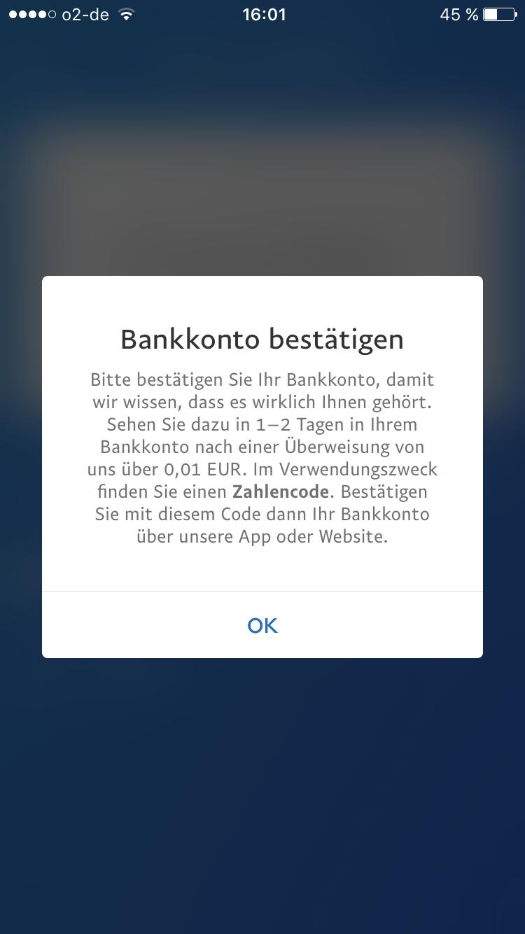 Wie Bestätige Ich Mein Bankkonto Bei Paypal