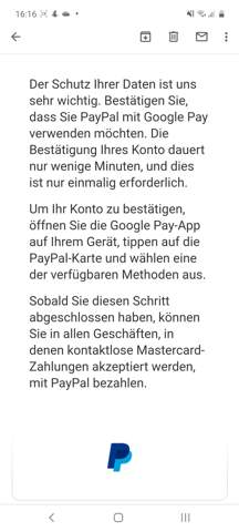 Google Payments Konto