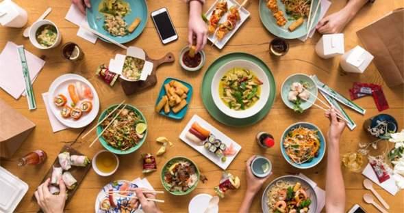 Wie bestellt ihr Essen oder geht Essen?
