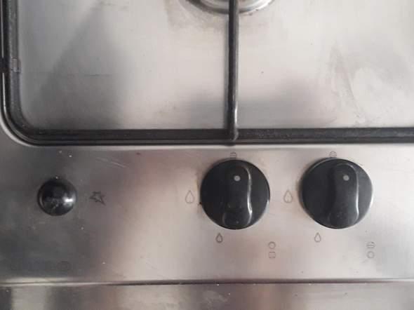 Wie betreibe ich einen Gasherd?