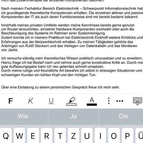 anschreiben schule deutsch bewerbung - Bewerbung Formulieren