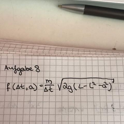 Aufgabe - (Mathe, Studium, Mathematik)