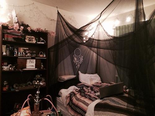 Wie bringe ich ein moskitonetz so an internet zimmer for Jugendzimmer tumblr