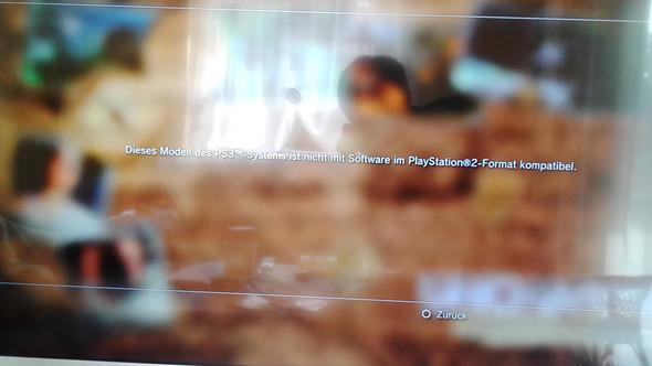 Das kommt immer  - (PS3, Spiele und Gaming, Playstation)