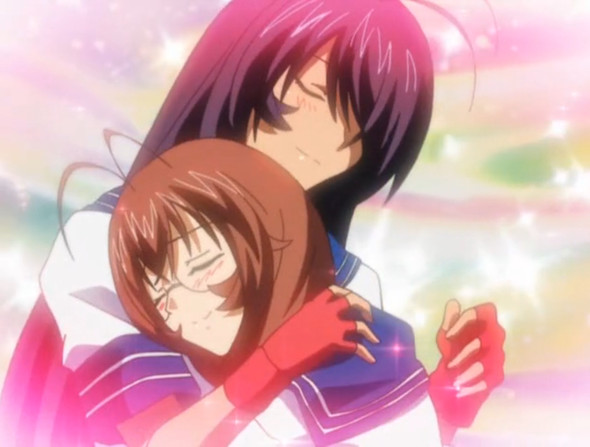 Kanu und Ryuubi - (Anime, Manga, Japan)