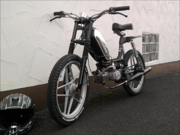 Hercules Prima 5s - (Auto, Motorrad, KFZ)