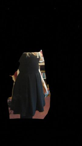 Kleid - (Bauch, Kaschieren)