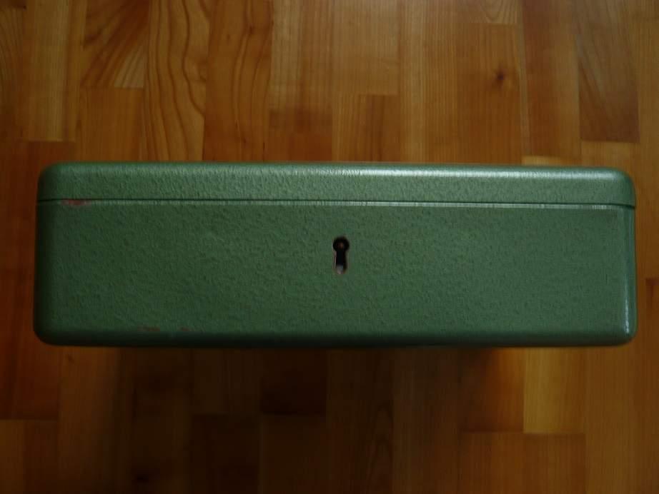 Geldkassette ohne schlüssel öffnen
