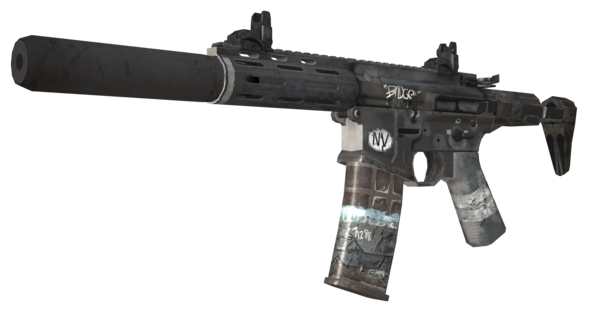 Hier die HB aus Call of Duty ghosts - (Call of duty, Waffen, Softair)