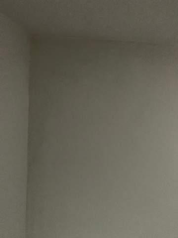 Wie entferne ich Spiritusreste an der Wand/Decke?