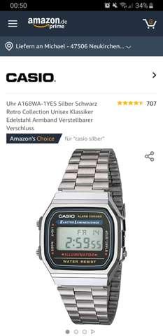 Wie entfernt man Armband Glieder von dieser Casio Uhr?