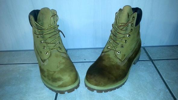 Flecken vorne - (Schuhe, Leder, Wachs)
