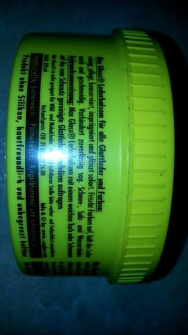 Lederbalsam Inhaltsstoffe - (Schuhe, Leder, Wachs)