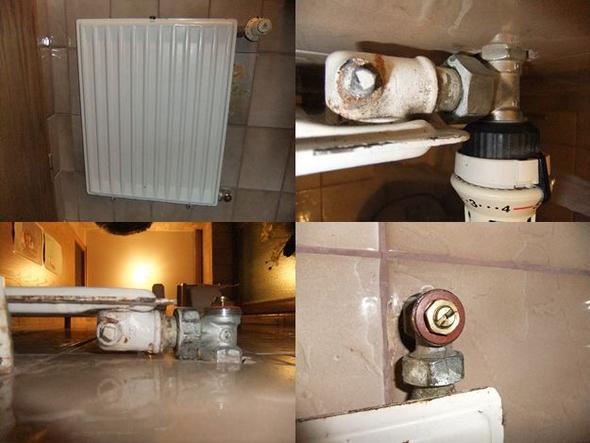Heizung Gesamt 2. Thermostat   (Heizung, Heizkörper, Entlüften)