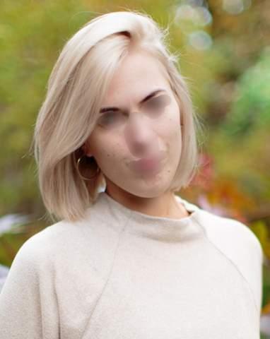 Wie entsteht solch eine weiße Hautfarbe und Haarfarbe?