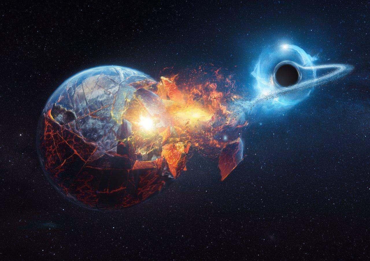 Wie Entsteht Die Erde