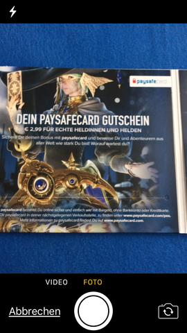 Wie erhält man den Gutschein  - (Games, online, Paysafecard)