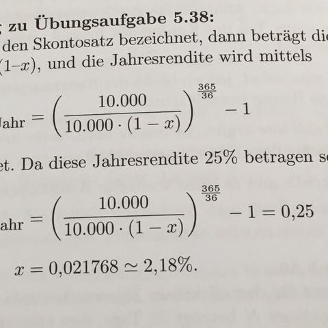 Aufgabe - (Mathematik, umformung)