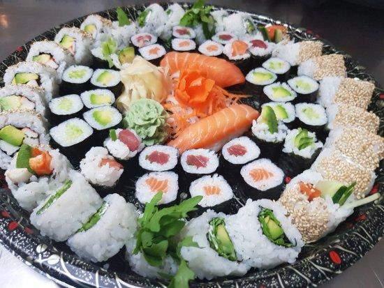 Wie eröffnet  man ein Sushi Lokal🍣?
