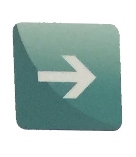 Icon mit entsprechendem Farbverlauf - (Design, Gestaltung, Verlauf)