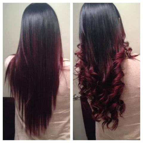 Wie Färbe Ich Meine Haare Selbst Wie Auf Diesem Bild Beauty