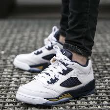 Air Jordan 5 Retro Low - (Schuhe, Sneaker, Jordan)