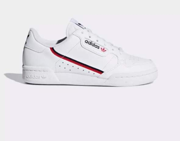 Wie fallen diese Schuhe aus? (Adidas Continental)?