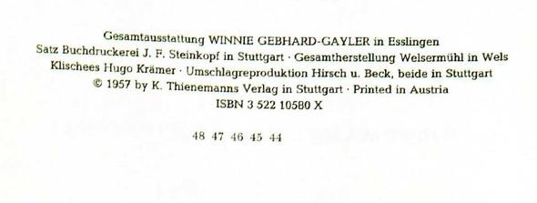 1957 - (Buch, Literatur, Universität)