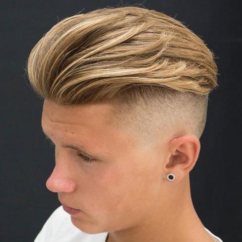 Wie Finden Frauen Den Slick Back Undercut Haare Manner Haarschnitt