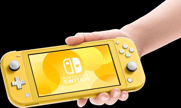 Wie findest du die Nintendo Switch Lite?
