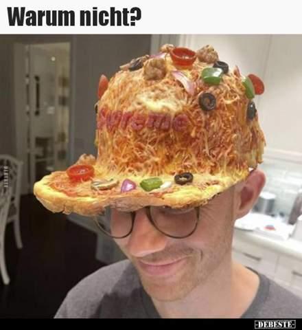 Wie findest du diesen Hut?