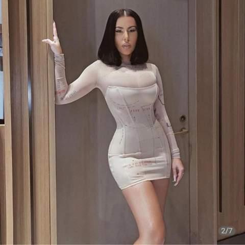 Wie findest du dieses Kleid?